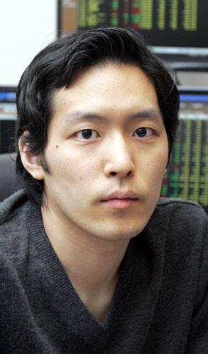 日本の有名トレーダー、BNF氏の写真