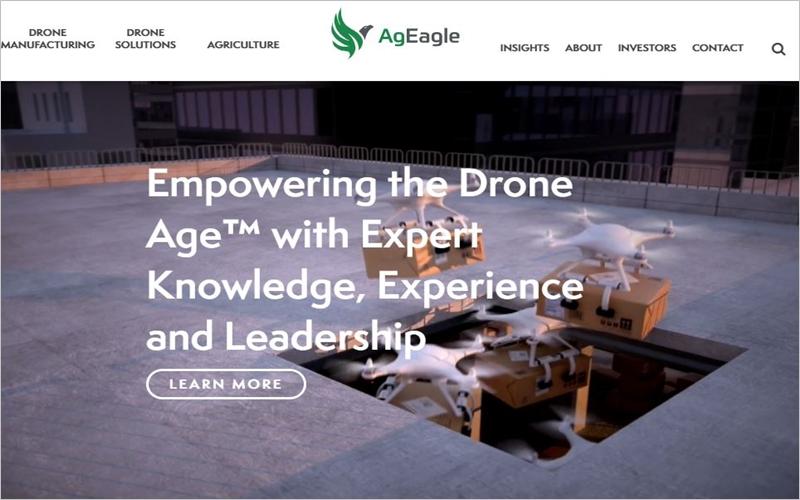 米国株のテンバガー候補アグイーグル・エアリアル・システムズ(UAVS)